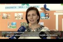 Inaugurarea grădiniței din or. Codru, Chișinău